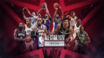 NBA All-Star'da ilk 5'ler belli oldu